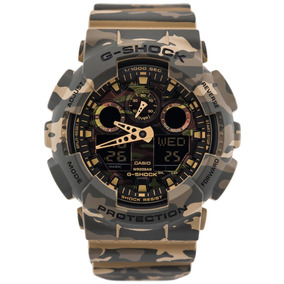 ab7542215b4e Reloj G Shock Camuflaje Militar Relojes - Joyas y Relojes en Mercado Libre  Perú