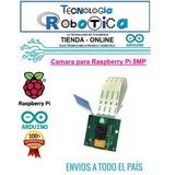 Camara Para Raspberry Pi3 5mp Pixeles V1.3 1080p Nueva