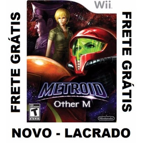 Metroid Other M - Novo - Lacrado - Original Americano