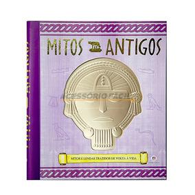 Livro Mitos Antigos - Mitos E Lendas / Ciranda Cultural