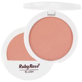 bff68263392a Pó Compacto Mosaico Ruby Rose Hb.5602b - Maquiagem no Mercado Livre ...