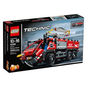 Tc Camion De Rescate Del Aeropuerto Lego - 42068