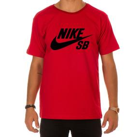 Camiseta Nike Sb Vermelha - Camisetas e Blusas Manga Curta em São ... f23356ec2a7d7