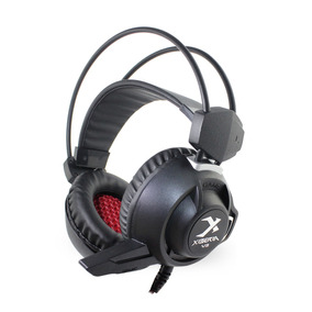 Headphone Gamer Dragon War - V3 Mania Virtual