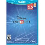 Disney Infinity 2.0 Marvel Super Heroes Wii U Juego De Re