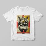 Camiseta Antifa - Laercio Lopo - Tente Mudar - A11