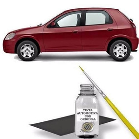 Retoque Tinta Automotiva - Vermelho Lyra Gm Celta E Corsa