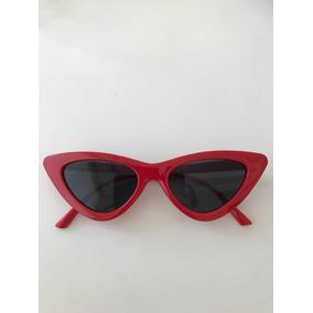 Oculos Sol Vermelho Anos 80 - Óculos no Mercado Livre Brasil 29b9444516
