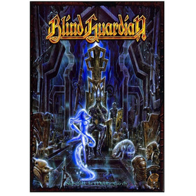 Backpatch Blind Guardian 28x20 Nightfall In Middle Earth