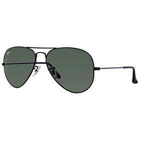 94acf7a45f212 Gafas Rayban Aviator Rb3025 L2823 Black Crystal Green - Gafas en ...