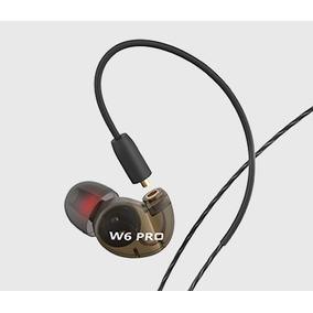 Fone In Ear W6pro - Retorno/monitor - Profissional X6/x9