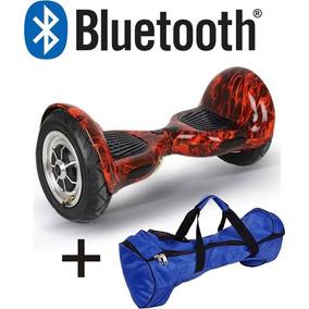 Skate Elétrico 10 Overboard Bluetooth Smartbalance + Brinde