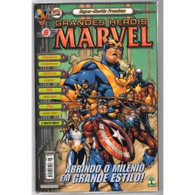 (**) Marvel - Grandes Heróis Marvel - No. 6
