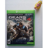 Gow Gears Of War 4 Xbox One Garantizado