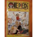 Panini Manga One Piece Latino Tomos 1 Al 10 250000