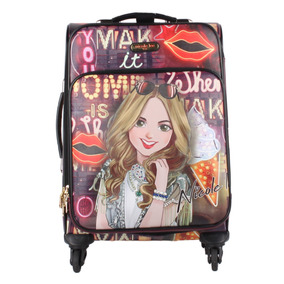 Valija Nicole Lee Carry-on Lg1418 Girls Night Out