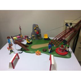 Playmobil 4015 Superset Playground Parquinho Sorveteiro 5962