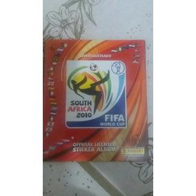 Álbum Original Copa Do Mundo 2010 Africa Do Sul - Completo