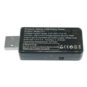 Teste Usb Amp Corrente Volts Digital Monitor Tensâo Wh