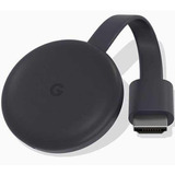 Chromecast Tv Google 3 Full Hd 1080p Bluetooth