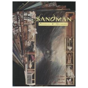 Sandman - 20 Volumes - Do Nº.01 Ao Nº.20