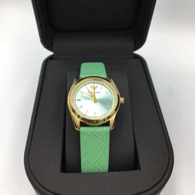 Reloj Emporio Armani Ar6034 Verde Mujer Envio Gratis