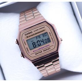 3c7e2f055411 Reloj Casio Cobre Vietnage - Joyas y Relojes en Mercado Libre México