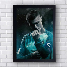 Quadro Cr7 Real Madrid