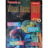 Programación Con Visual Basic Net. F Charter. Informática