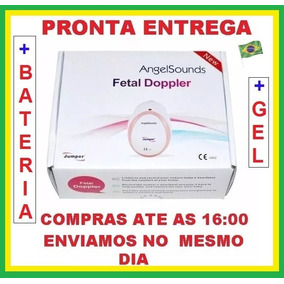 Monitor Fetal Angel Sounds - Pronta Entrega + Bateria !!