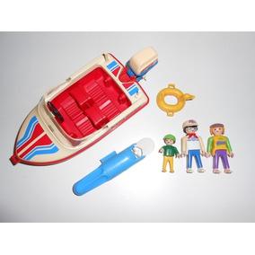 Playmobil 3225 - Lancha Antigo