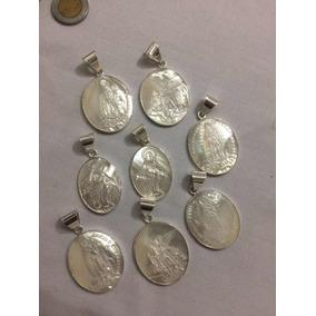 Medallas Vírgenes Madre Perla