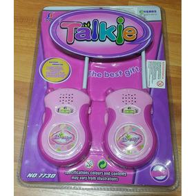 Walkie Talkie Para Niña