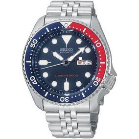 Reloj Hombre Seiko Diver Pepsi Skx009 Automatico