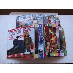 Star Wars Nºs 1 A 32! Editora Online 2009-2010! Completa!