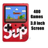Sub Game Box 400 In 1