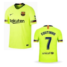 Camiseta Barcelona Coutinho - Camiseta del Barcelona en Mercado ... bc0e3b33aae