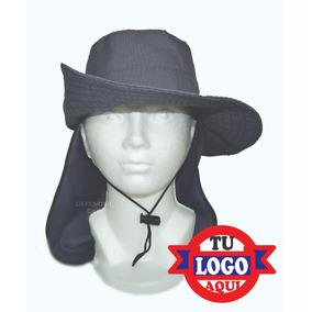 Sombrero Campismo Cazador Pescador Cubre Cuello (facturamos) 1f64476a46f