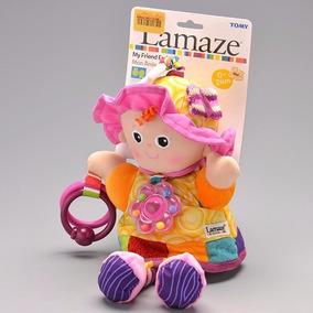 Muñeca Lamaze Emily Niñas Sonajero
