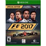 F1 2017 - Formula 1 2017 - Xbox One Xone - Português