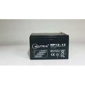 Bateria 12v De 7 Ah Y 6v 4ah Para Ups /cercos Electricos