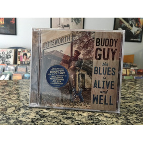 Buddy Guy - The Blues Is Alive And Well (2018)