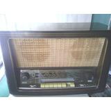 Radio Antiguo Aleman Marca Saba Freudenstadt 7 1956
