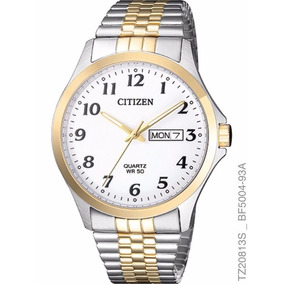 8fa1f061e4f Relogio Citizen Watch Co St Steel - Relógios no Mercado Livre Brasil