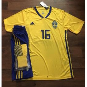 Uniformes De Futbol Economicos Completos Suecia Alemania 95289b1125bf5