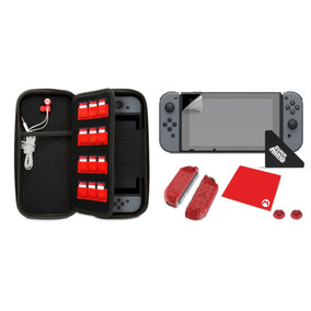 Starter Kit - Nintendo Switch - Mario M Edition