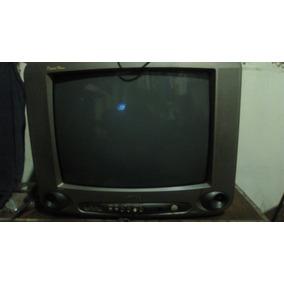 Televisor De 21 Pulgadas Convencional O Culon