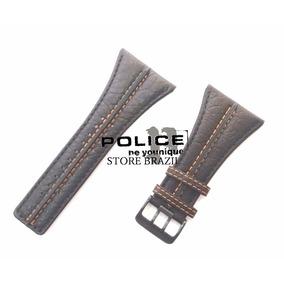 1aed1c0e9b9 Pulseira Do Relogio Police - Relógios De Pulso no Mercado Livre Brasil
