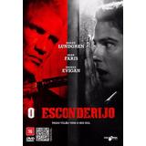 O Esconderijo - Dvd - Sean Faris Dolph Lundgren Sean Boyd