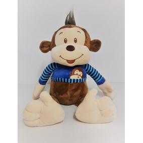 Macaco De Pelúcia 40 Cm